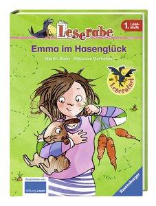 Leserabe: Emma im Hasenglück