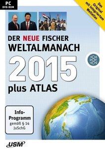 Der neue Fischer Weltalmanach & Atlas 2015