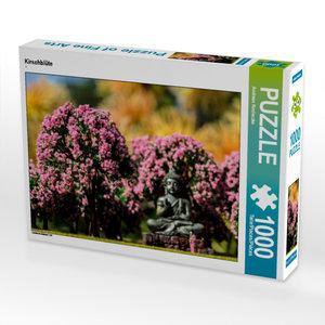CALVENDO Puzzle Kirschblüte 1000 Teile Lege-Größe 64 x 48 cm Fot