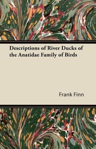 Descriptions of River Ducks of the Anatidae Family of Birds