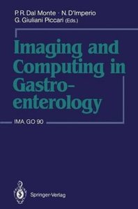 Imaging and Computing in Gastroenterology