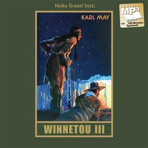Winnetou III. mp3-CD