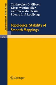 Topological Stability of Smooth Mappings