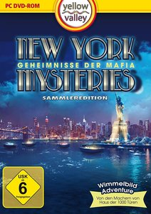 Yellow Valley: New York Mysteries - Geheimnisse der Mafia - Samm