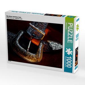 trip down memory lane 1000 Teile Puzzle quer