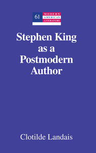 Stephen King as a Postmodern Author