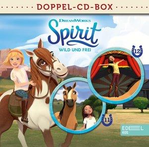 Spirit-Doppel-Box (11+12)-Hörspiele zur TV-Serie