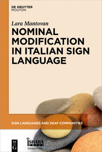 Nominal Modification in Italian Sign Language