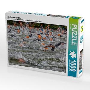 Ein Motiv aus dem Kalender Fascination Triathlon 1000 Teile Puzz