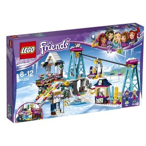 LEGO® Friends 41324 - Skilift im Wintersportort