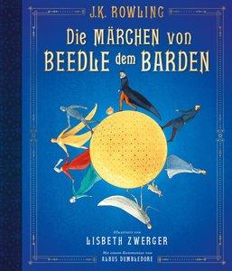 Die Märchen von Beedle dem Barden (vierfarbig illustrierte Schmu
