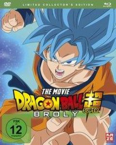 Dragonball Super: Broly, 1 Blu-ray + 1 DVD (Limited Collector\'s