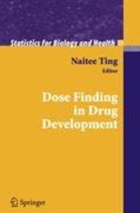 Dose Finding in Drug Development