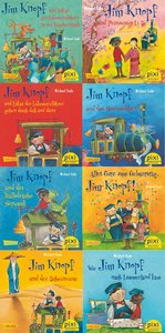 Pixi-Bundle 8er Serie 227: Jim Knopf