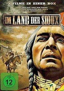 Im Land Der Sioux (3 Filme Box)