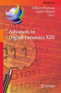 Advances in Digital Forensics XIII