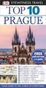 Eyewitness Top 10 Travel Guide: Prague