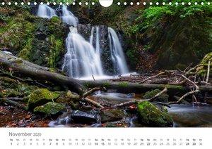 Wasserfälle - die schönsten Wasserfälle der Welt (Wandkalender 2