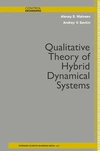 Qualitative Theory of Hybrid Dynamical Systems