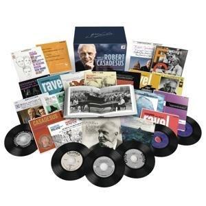 Robert Casadesus-The Complete Columbia Album Coll.