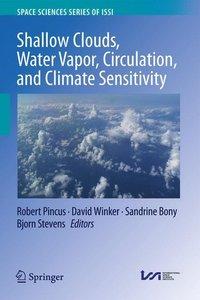 Shallow Clouds, Water Vapor, Circulation, and Climate Sensitivit