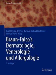 Braun-Falco\'s Dermatologie, Venerologie und Allergologie