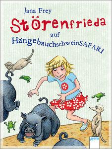 Störenfrieda 03 auf Hängebauchschweinsafari