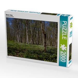 Iltener Holz 2000 Teile Puzzle quer