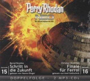 Perry Rhodan NEO 15 - 16 Schritt in die Zukunft - Finale für Fer