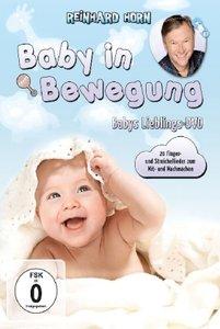 Baby In Bewegung-Die DVD