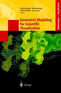 Geometric Modeling for Scientific Visualization