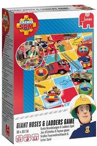 Fireman Sam - Feuerwehrschlauch & Leiter Bodenspiel