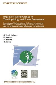Impacts of Global Change on Tree Physiology and Forest Ecosystem