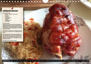 ALIEN-BBQ 2020 (Wandkalender 2020 DIN A4 quer)