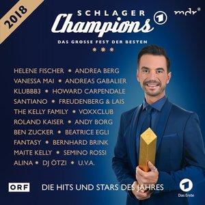 Schlager Champions 2018-Das Große Fest Der Besten