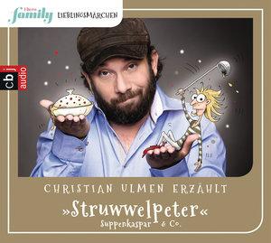 Eltern family Lieblingsmärchen - Struwwelpeter, Suppenkaspar & C