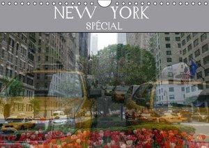 New York Spécial (Calendrier mural 2015 DIN A4 horizontal)