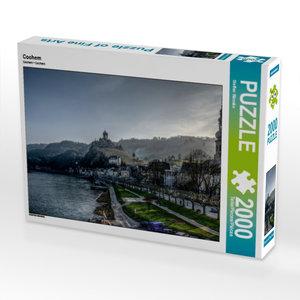 Cochem 2000 Teile Puzzle quer