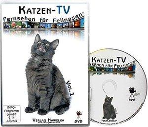 Katzen-TV - Fernsehen für Fellnasen - Vol. 1 - Der ultimative Ka
