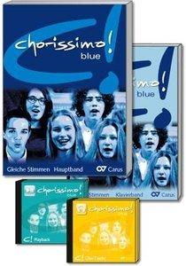 chorissimo! blue. Schulchorbuch für gleiche Stimmen. Basis-Set