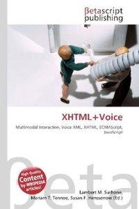 XHTML+Voice