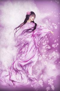 Premium Textil-Leinwand 30 cm x 45 cm hoch Ein Motiv aus dem Kal
