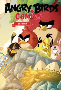 Angry Birds Comics Volume 3: Sky High