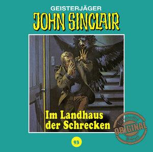 John Sinclair Tonstudio Braun - Folge 93, 1 Audio-CD