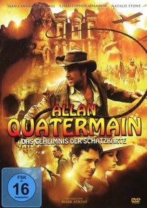 Allan Quatermain-Das Geheimnis Der Schatzkarte