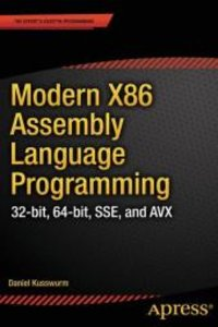 Modern X86 Assembly Language Programming