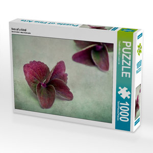 two of a kind 1000 Teile Puzzle quer