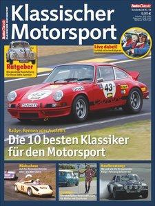 Klassischer Motorsport