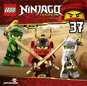 LEGO Ninjago. Tl.37, 1 Audio-CD