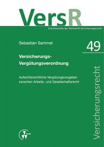 Versicherungs-Vergütungsverordnung
